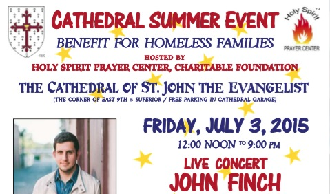 Cathedral of St. John the Evangelist Summer Festival