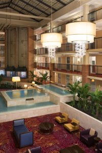 Embassy Suites Beachwood - Atrium