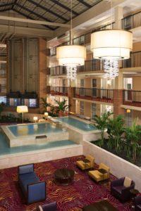 Embassy Suites Beachwood - Atrium