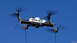 NYPD 2018 New Years Eve Drone Use