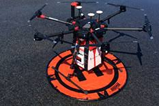 Drone Delivery and Not Pizza!