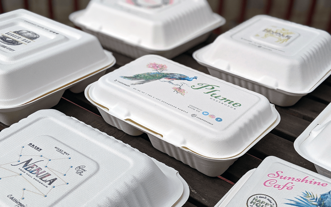 Going Plastic Free with Compostables