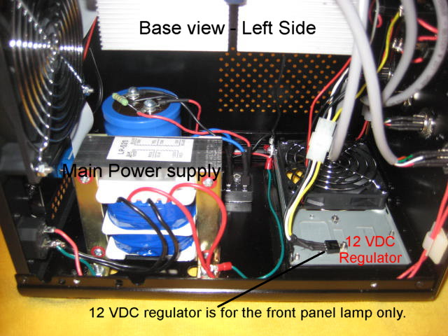 HobbyCNC DIY CNC Customer Build - Linear DC Power Supply