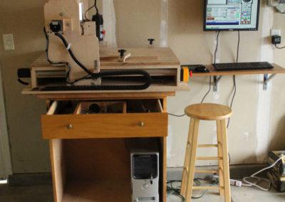 HobbyCNC DIY CNC Customer Build - Dennis B_1