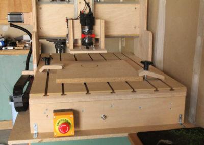 HobbyCNC DIY CNC Customer Build - Dennis B_8