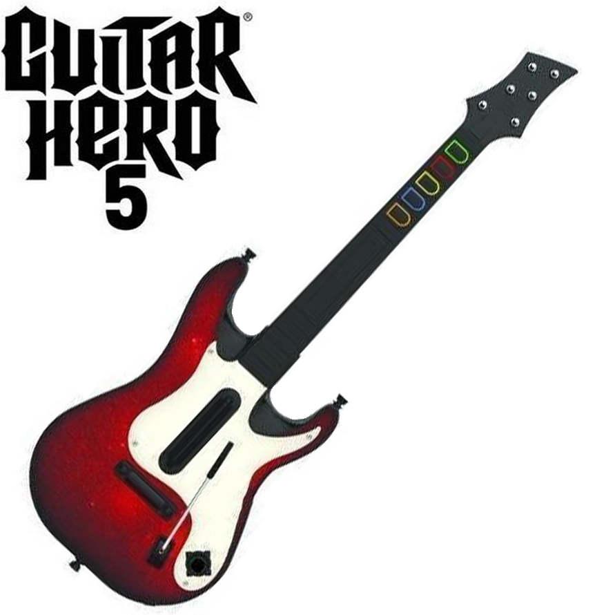 Guitar Hero 5 Xbox 360 Mechanical Switch Fret Upgrade Kit