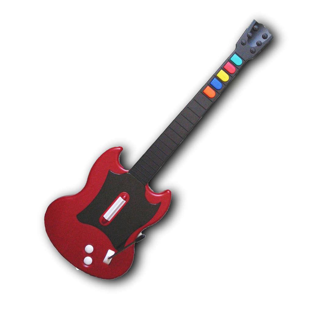 Guitar Hero PS2 SG Mechanical Switch Fret Upgrade Kit