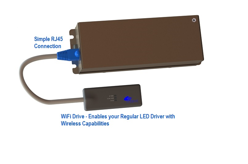 Wireless Module for Drivers
