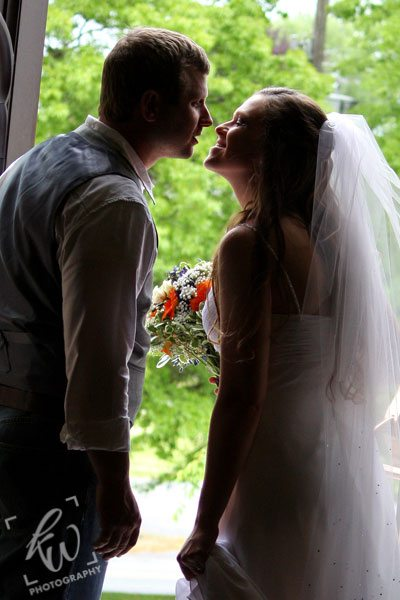 Wedding photography session in Berks County.