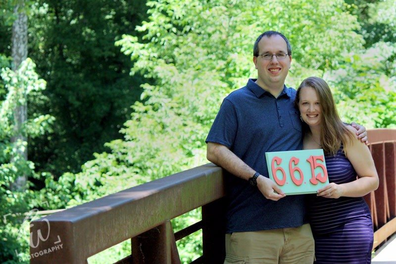 Engagement photography in Montgomery County PA.