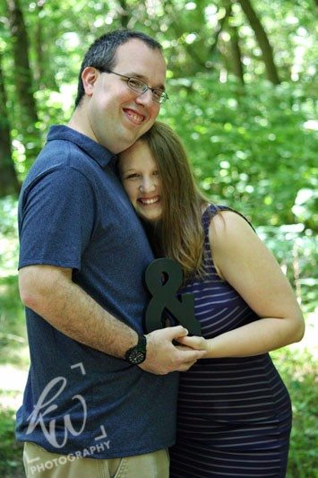 Engagement photography in Pottstown PA