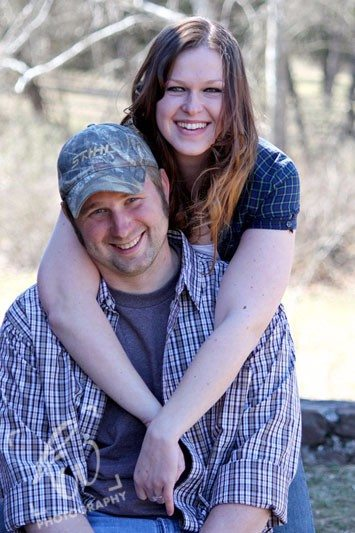 Engagement photography Berks County