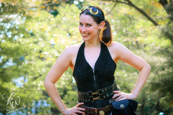 Little ol' me at the PA Ren Faire!