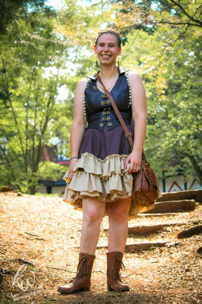 Steampunk at the Pennsylvania Renaissance Faire