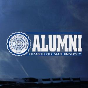 Alumni Decal