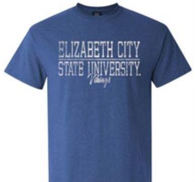 ECSU Vintage T-shirt