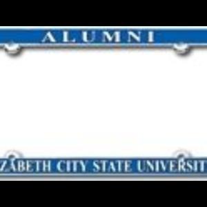 Alumni Plate