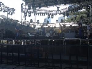 "Sheryl Crow rehearsal for ""Freedom Over Texas"" Broadcast, Houston, TX"