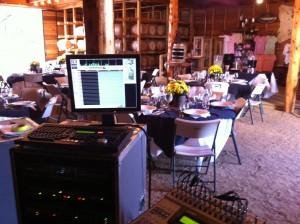 RADAR portable recording system