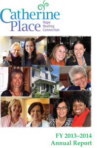 Catherine Place Annual Report