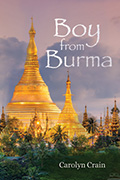 Boy from Burma book cover