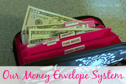 Our-Money-Envelope-System
