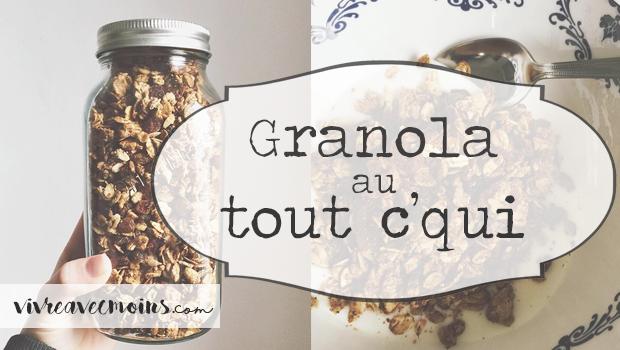 granola-minimaliste