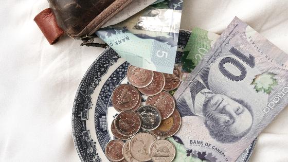 argent porte monaie systeme enveloppes
