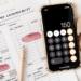 budget économie économiser calculatrice covid 19 pandémie