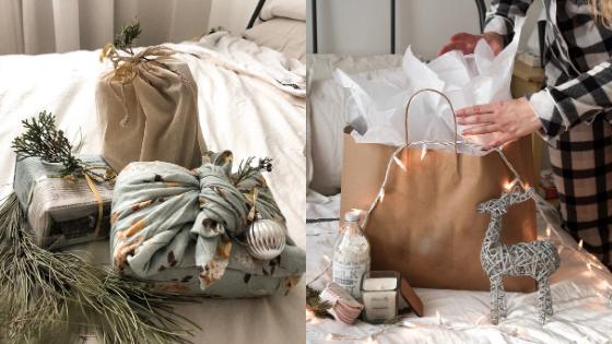 cadeaux minimalistes simplicite 2020 durable ecologique
