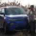 kia soul électrique EV 2021 champs