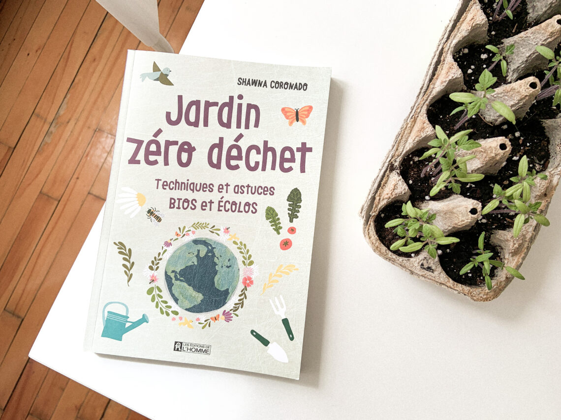 jardin zéro déchet