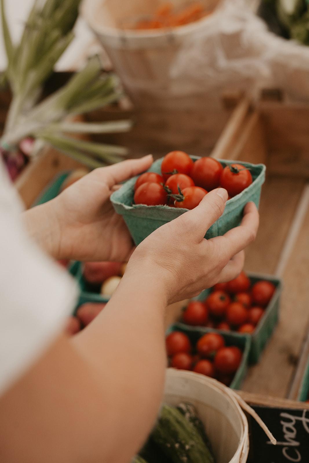atelier faire plus avec moins tomates