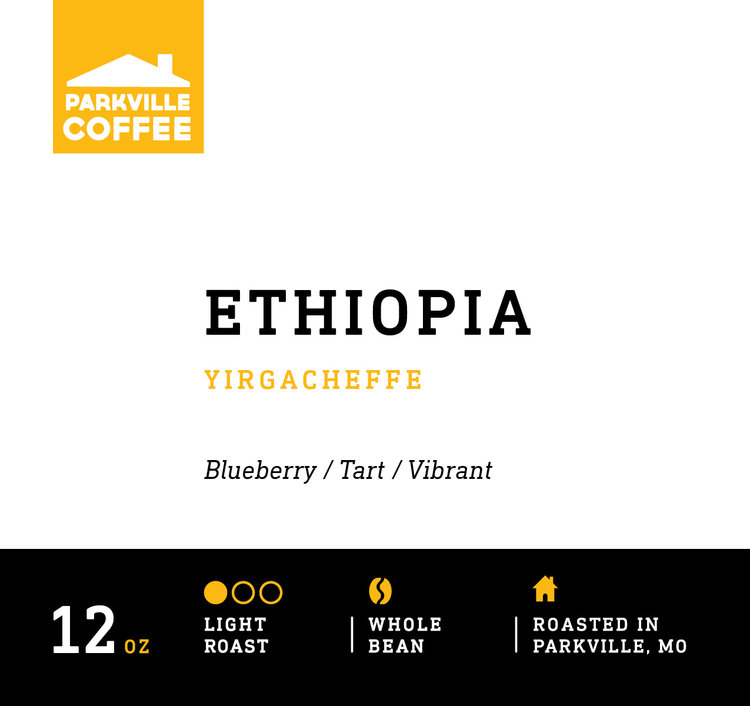 Try Parkville Coffee Ethiopia Blend