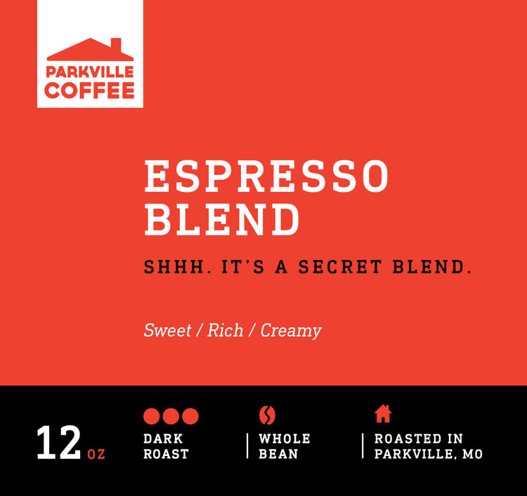 Try Parkville Coffee Espresso Blend