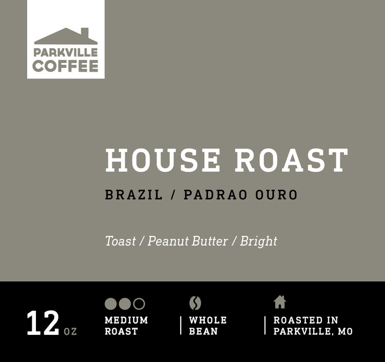 Try Parkville Coffee House Roast Blend