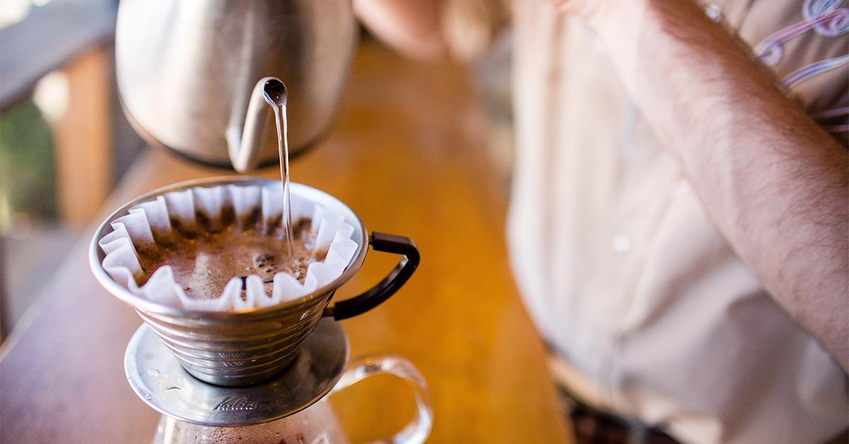 coffee tasting night