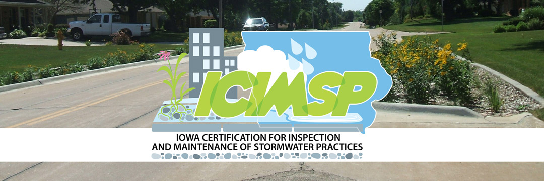 Inspection Maintenance Stormwater Practices
