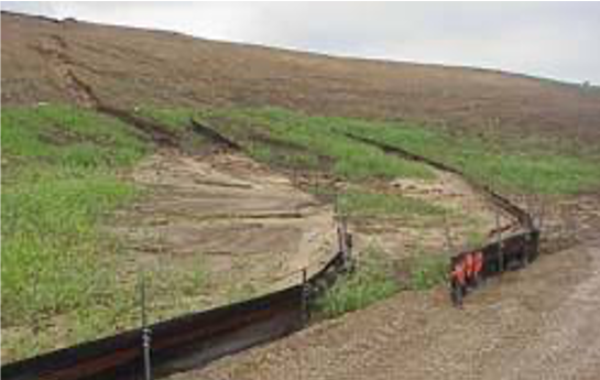 silt fence stormwater pollution prevention regulations