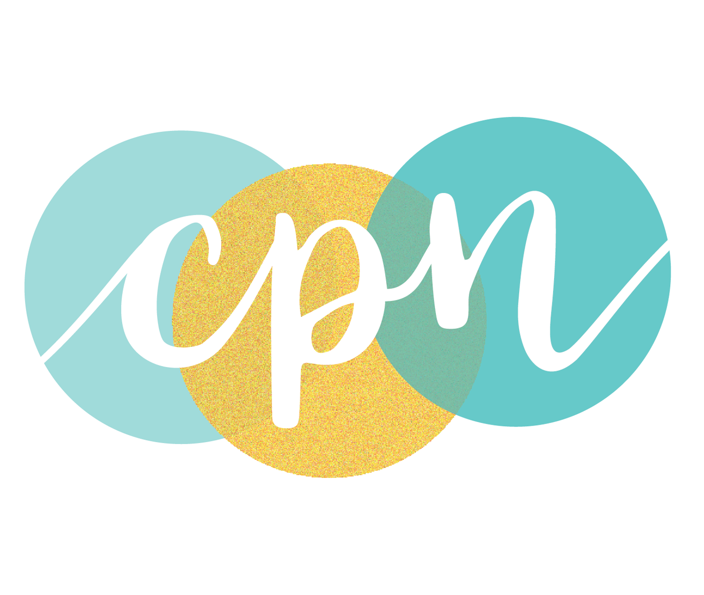 Primary Brandmark in Full Color on Transparent for Capitol Park Nannies, Sacramento-based Nanny Agency
