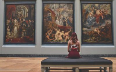 4 Ways Art Inspires Writing