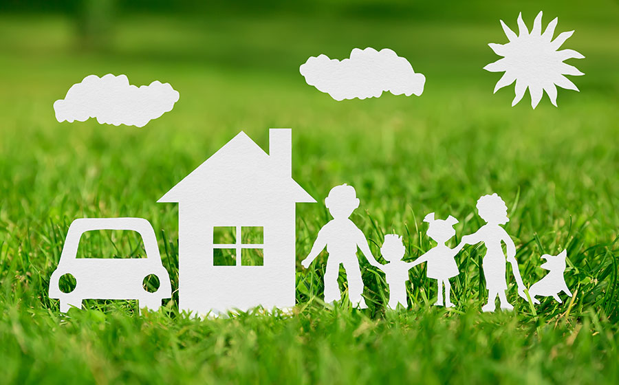 Paper Family Medical assistance Insuranced