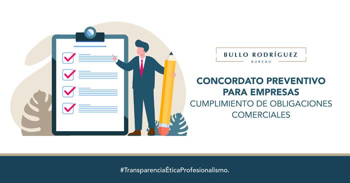 Concoordato Preventivo Empresas Bullo Rodriguez