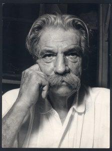 Retrato de Albert Schweitzer. ©Archives Centrales Albert Schweitzer Gunsbach