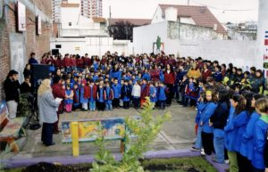 Homenaje a Eduardo Pellegrini - 2003