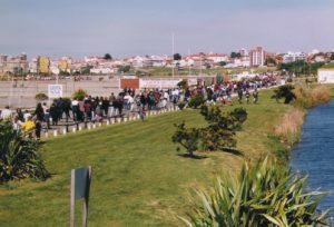 Primera Jornada Joven por la Paz - 1999 - Schweitzer
