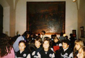 Viaje de estudio a Buenos Aires - Primario - 1987 - Schweitzer