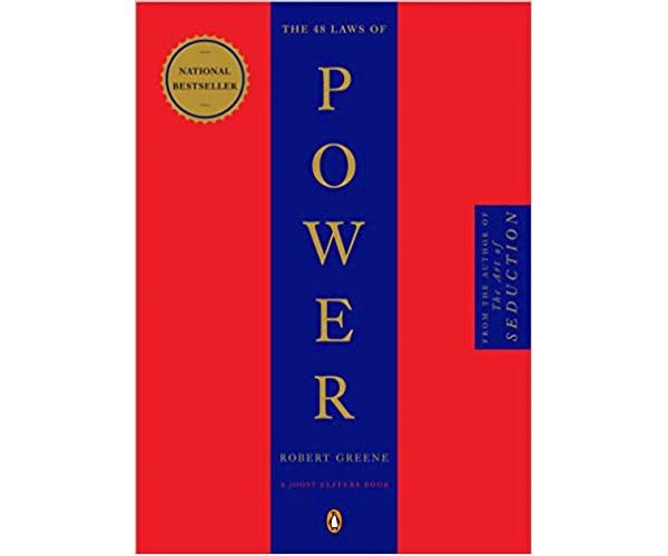 Nicholas Ayala Recommended Book: 48 Laws of Power by Robert Greene