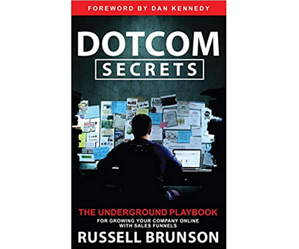 Nicholas Ayala Recommended Book: Dotcom Secrets by Russel Brunson