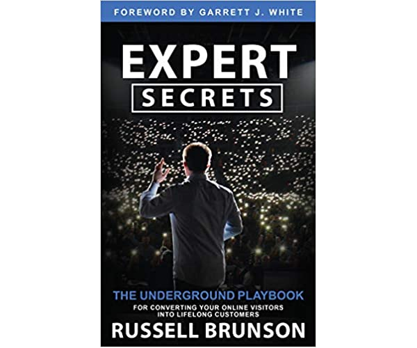Nicholas Ayala Recommended Book: Expert Secrets by Russel Brunson